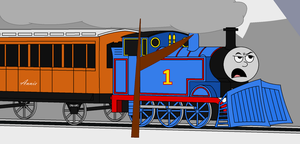 Guess this Thomas Scene (December) by Percyfan94