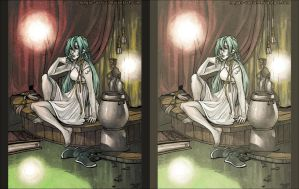 ..::Funea: Colour Test 8D::.. by Megan-Uosiu