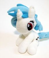 Vinyl Scratch custom plush by Kitamon