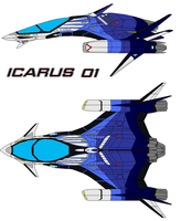 Icarus 01 by bagera3005