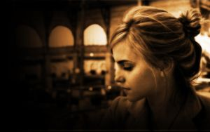 Emma Watson wallpaper by VitaSpecialis
