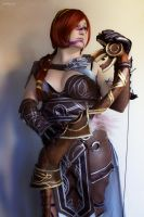 Eir Stegalkin GuildWars 2 Preview_ by JamieCool