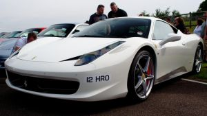Ferrari 458 Italia, White by FurLined