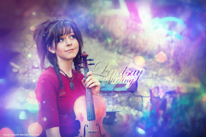 Lindsey Stirling by NewX4