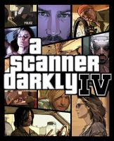A Scanner Darkly IV by OCRE