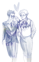 good omens by BakayaroManiac