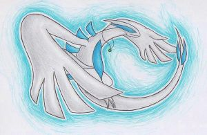 gift art: Dave by lugia513