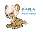 Kabla Cheeb by Laurel3aby