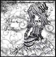 Kike's Princess by eleoyasha