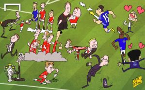 Chaos of the Premier League is back by OmarMomani