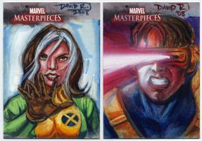 Marvel Masterpieces III Cards3 by DavidRabbitte
