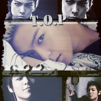 Big Bang - T.O.P by anna06i