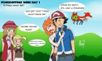 If Misty never left (Pokeshipping week 2015) by Marsy3