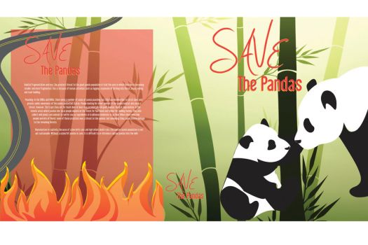 Save the Pandas by iSuz