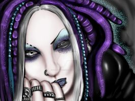 100 % Hand Drawn  IMVU Auction by Corpse-Phucker