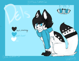 Dels Ref by Collieh