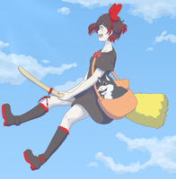 Ruby's Delivery Service *Speedpaint Available* by JCTheDawn