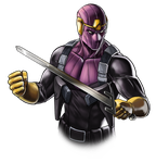 Canceled project - Baron Zemo by Fan-the-little-demon