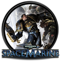 WarHammer 40K: SpaceMarine - Icon by Blagoicons