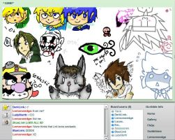 SSBB iScribble by coachskau