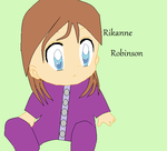 Baby Rikanne by KHLover202
