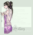 A Very Purple ID by LillianAlyse