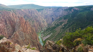 Black Canyon Utah 7/9/15 by Joshinatorky