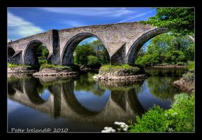 Ye Olde Bridge Of Stirling by Pistolpete2007