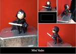 Mini Vader by TheMidnightRainstorm