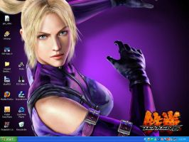Nina Williams wallpaper by Don-Shazz
