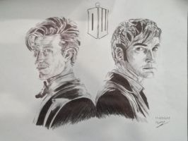 Doctor Who 50th by Super-Geek1
