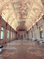 Mantua  Ducal Palace 01 by Ninelyn