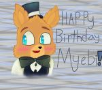 happy birthday!! by CatNinja1606