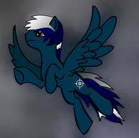 Friend request: Hydro-Dash Flying in the storm by BlackCherry1994