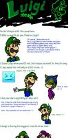 Me answer the Luigi Meme by B-S-A