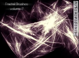 Fractal Brushes vol 2 by Zellow