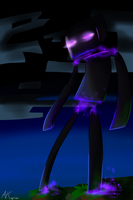 Enderman by Airokat