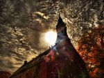 behind the church by zois-life