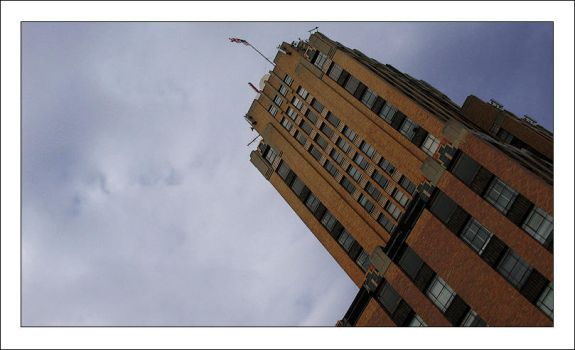 Syracuse - State Building by ShipwreckedBarnacles