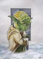 Unleashed Yoda by Bardsville