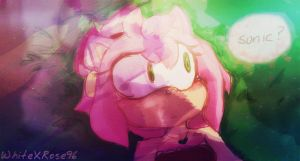 Shaded Amy by WhiteXRose96