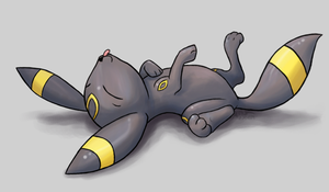 Request: Umbreon by TheSplashingMAGIKARP