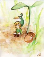 Minish Cap by dodostad