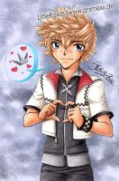 My Heart for you by RoXas-1988