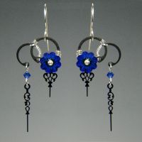 Asteria II v2 Earrings- SOLD by YouniquelyChic