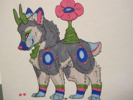 Topia CLOSED-SOLD by little-ashen-finch