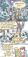 TPP Platinum comic: TOO MANY BIDOOF by kateisakid16