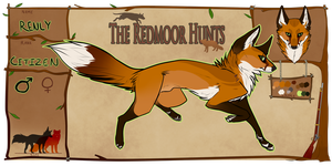 The Redmoor Hunts - Renly by Clockhound