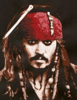 Jack Sparrow by predator-fan