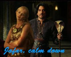 Calm Down by KatePendragon